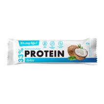 It's my life! Proteinová tyčinka kokos 45g  Akční cena