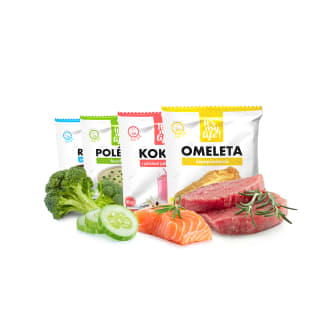 It's my life! Keto dieta XXL - 3. krok, 5900 g (140 porcí)
