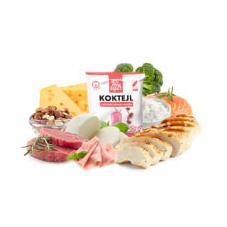 It's my life! Keto dieta XXL - 5. krok, 620 g (14 porcí)