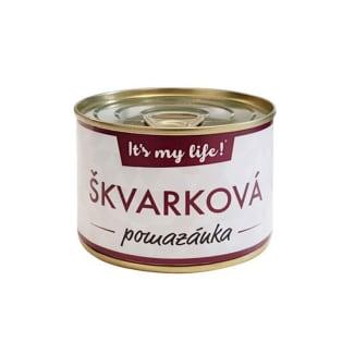 It's my life! Škvarková pomazánka 180g