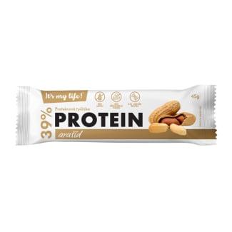 It's my life Arašídová proteínová tyčinka, 45g