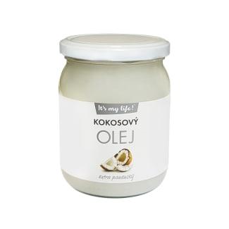 It's my life Kokosový olej extra panenský, 500ml  Akciová cena