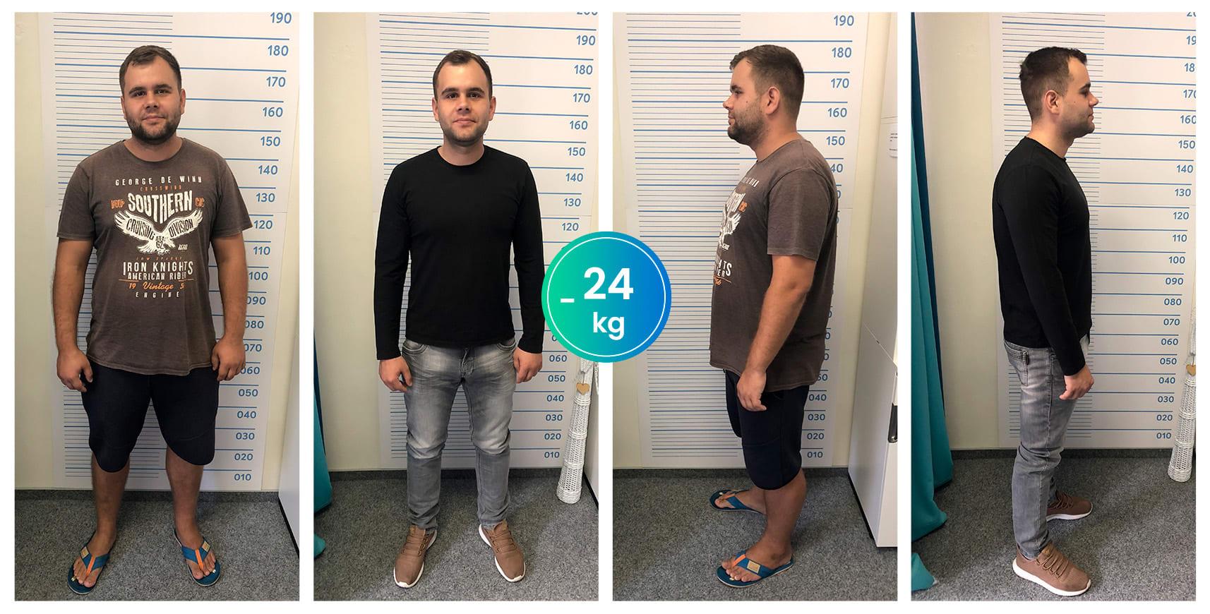 Keď sa moja váha zastavila na 110 kg, skúsil som diétu It's my life!