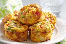 Vajíčkové proteinové muffiny podle It's my life!