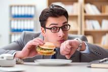 Vliv stresu na hubnutí
