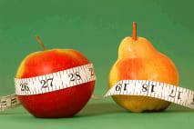 Jablko nebo hruška - jaký typ postavy máte?