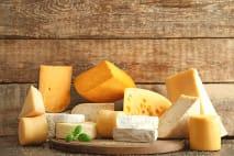 Zdraví, sílu najdeš v sýru