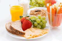 Snídaně - základ dne