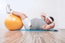 Nejvhodnější pohybové aktivity pro obézní