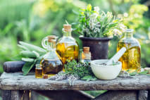 Podpořte hubnutí jarními bylinkami