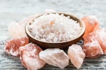 Solte zdravěji himalájskou solí