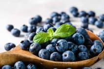 Borůvky - zdravé ovoce s minimem kalorií