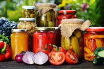 Uchovejte si sezónní potraviny