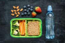 Tipy na zdravé svačiny pro děti do školy