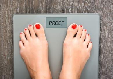 Nadbytek váhy