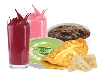 Proteinová jídla