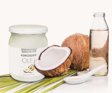 Kokosový olej a jeho výhody