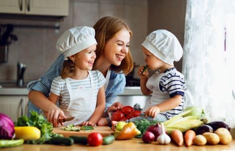 Podvýživa detí a zdravé stravovanie