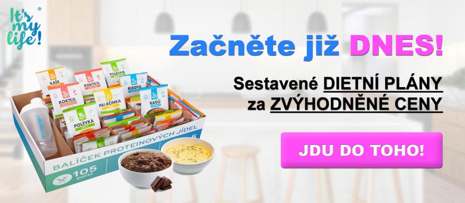 dietní plány banner