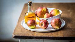 Cara Mengobati Kista dengan Cuka Sari Apel