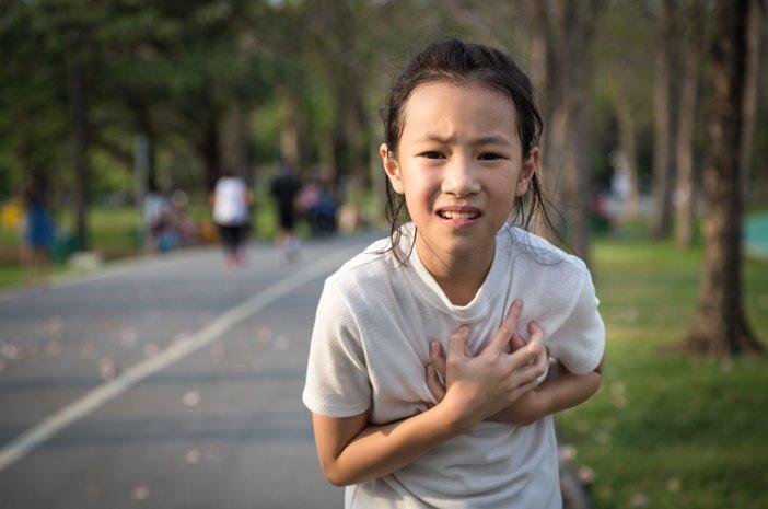 Jenis-jenis Penyakit Jantung pada Anak