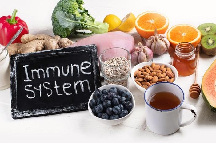 15 Makanan yang Membantu Meningkatkan Sistem Imun Tubuh