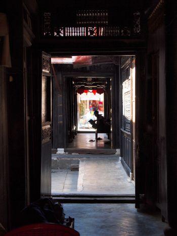 Quan Thang casa tradicional