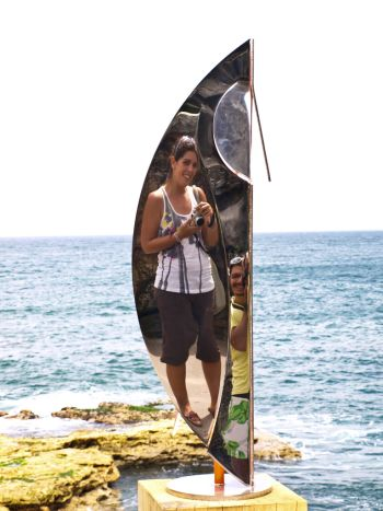 Sculpture by the sea en Bondi Beach