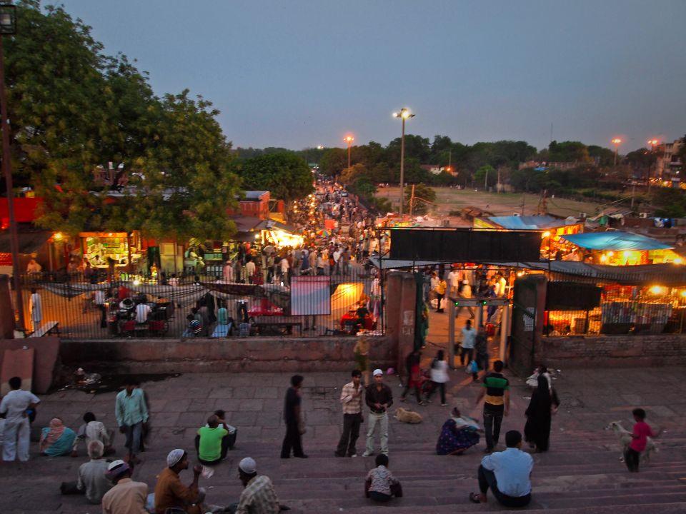 Mercado de Jama Masjid