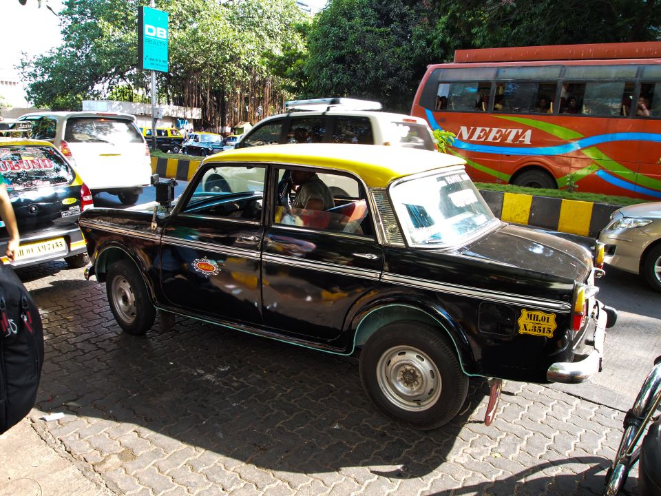 Taxi chulo