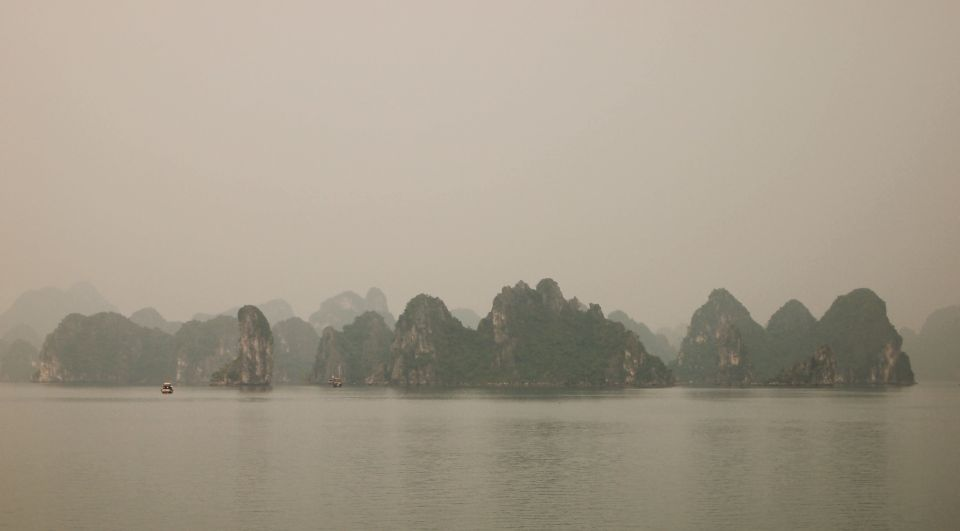 Ha Long fantasmal