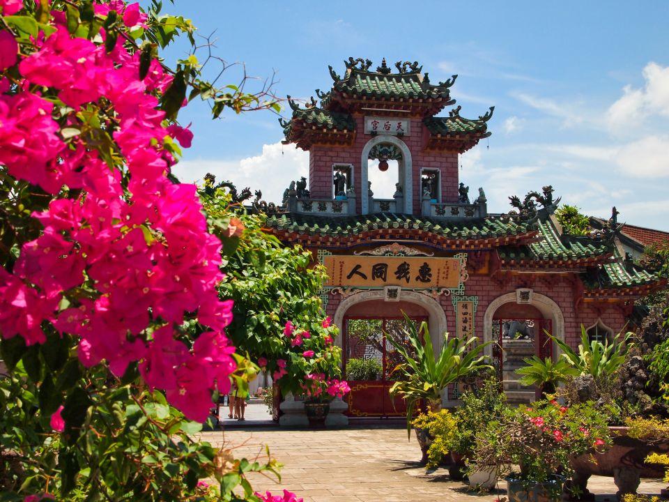Phuc Kien antiguo salón de actos