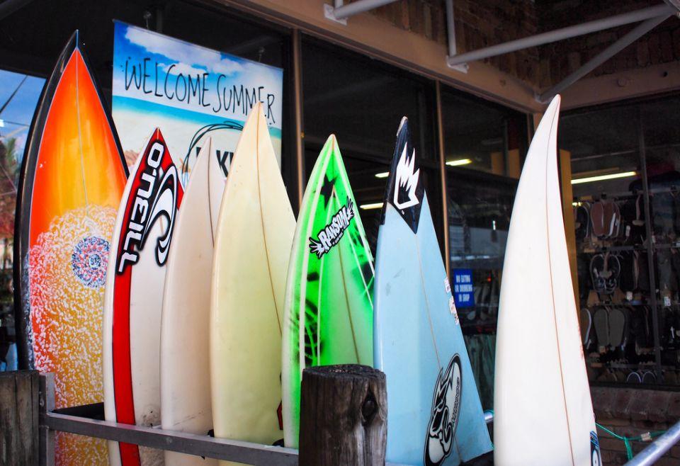 Welcome Summer, Byron Bay