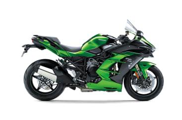 Kawasaki H2 SX Performance