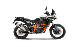 Rent KTM 1190 Adventure in Italy