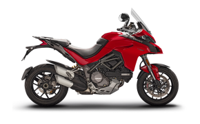 Rent Ducati Multistrada 1200 in Italy