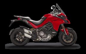 Alquilar Ducati Multistrada 1200 en Italia