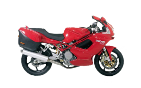Rent Ducati ST3 in Italy