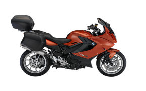 Rent BMW F800GT in Italy