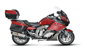 Rent BMW K1600GTL in Italy