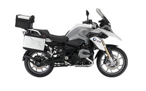 Rent BMW R1200GS in Italy