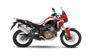 Rent Honda Africa Twin in Italy