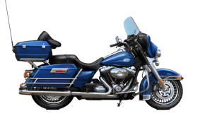 Rent Harley Davidson Electra Glide in Italy