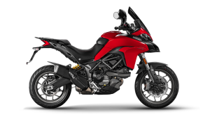 Rent Ducati Multistrada 950 in Italy