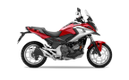 Rent Honda NC750X in Italy
