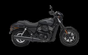 Rent Harley Davidson Street 750 in Italy