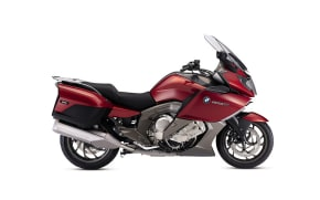 Rent BMW K1600GT in Italy