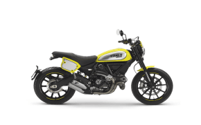 Rent Ducati Scrambler 1100 in Italy