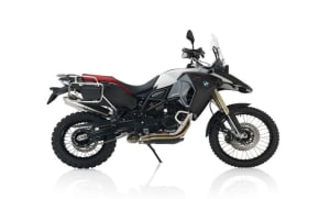 Alquilar BMW F800GS Adventure en Italia