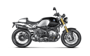 Rent BMW R nine T Racer in Italy